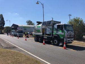 vacuum excavation gold coast